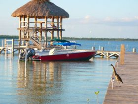 Dock at Orchid Bay, Belize – Best Places In The World To Retire – International Living