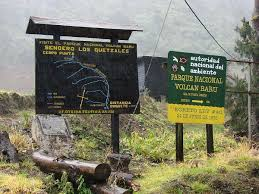 Entering Park Volcan Baru in Chiriqui Province, Panama – Best Places In The World To Retire – International Living