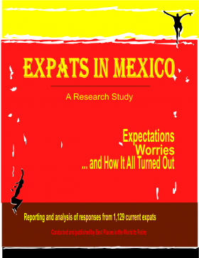 Expats in Mexico-- Expectations, Worries, and How It All Turned Out