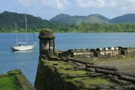 Fort Lorenzo in Colon Panama, looking towards the sea – Best Places In The World To Retire – International Living