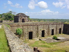Fort Lorenzo, Panama, view from the interior – Best Places In The World To Retire – International Living