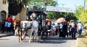 Funeral carriage and procession in Granada Nicaragua – Best Places In The World To Retire – International Living