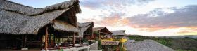 Hacienda Puerta del Cielo Eco Lodge & Spa in Masatepe, Nicaragua, at sunset – Best Places In The World To Retire – International Living