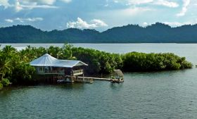 House with a dock in Bocas del Toro – Best Places In The World To Retire – International Living