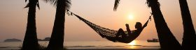 In a hammock in Coronado, Panama – Best Places In The World To Retire – International Living
