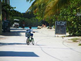 Boy riding his bike in Belize – Best Places In The World To Retire – International Living