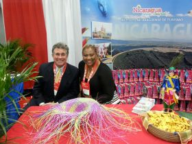 Kent Payne and Catalina Gordon of Nicaragua Instituto Nicaraguense de Turismo INTUR – Best Places In The World To Retire – International Living