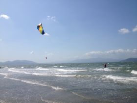 Kite surfing at Punto Chame, Panama – Best Places In The World To Retire – International Living