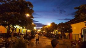 La Calzada, Granada, Nicaragua, at Night – Best Places In The World To Retire – International Living