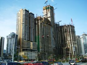 Large building being constructed in Panama – Best Places In The World To Retire – International Living