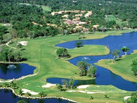 Luxury condos being built on a golf course in Playacar, Playa del Carmen, Mexico – Best Places In The World To Retire – International Living