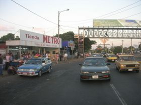 Managua Nicaragua busy street with cars – Best Places In The World To Retire – International Living