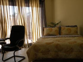 Master bedroom at Boquete Valley of Flowers condo – Best Places In The World To Retire – International Living