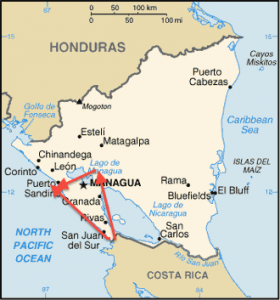 Nicaragua triangle where the expats live – Best Places In The World To Retire – International Living