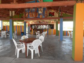 Open air bar at Las Olas Beach, Panama – Best Places In The World To Retire – International Living