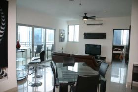 Panama City condo showing open eating area – Best Places In The World To Retire – International Living