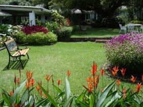 Gardens of the Hotel Panamonte, Boquete, Panama – Best Places In The World To Retire – International Living