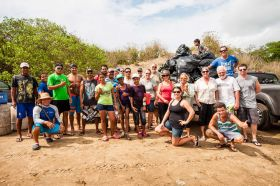 Pedasi Beach Cleanup Volunteers – Best Places In The World To Retire – International Living
