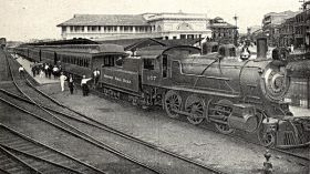 Old picture of Panama Railroad – Best Places In The World To Retire – International Living
