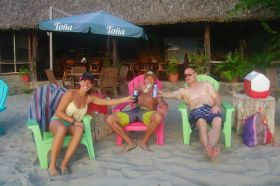 Relaxing on the beach at San Juan del Sur, Nicaragua – Best Places In The World To Retire – International Living