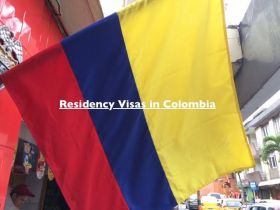 Residency Visas in Colombia