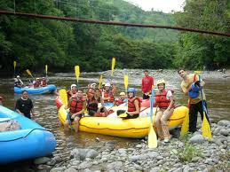 River rafting in Boquete, Panama Chiriqui Province – Best Places In The World To Retire – International Living