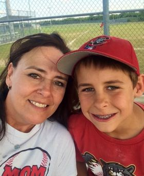 Mother and son in baseball cap – Best Places In The World To Retire – International Living
