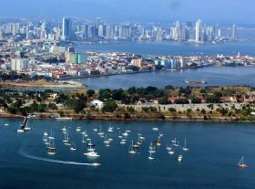 Sailboats off Panama City, Panama – Best Places In The World To Retire – International Living