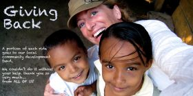 Charity work in Nicaragua picure of giving back – Best Places In The World To Retire – International Living