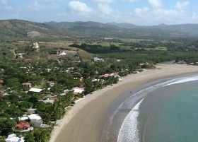 San Juan del Sur arial view – Best Places In The World To Retire – International Living