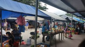 Saturday market in San Ignacio, Cayo District, Belize – Best Places In The World To Retire – International Living