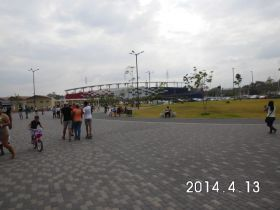 Sports Stadium on Cinta Costera 3 in Panama City Panama – Best Places In The World To Retire – International Living