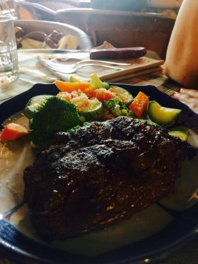 Steak dinner at Tango restaurant in Ajijic – Best Places In The World To Retire – International Living