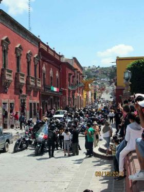 Procession in San Miguel de Allende – Best Places In The World To Retire – International Living