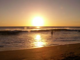 Sunset at a Nicaragua beach – Best Places In The World To Retire – International Living
