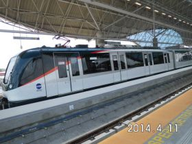 Front of train in Panama City Panama Metro – Best Places In The World To Retire – International Living