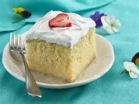Tres leches or three milk cake – Best Places In The World To Retire – International Living