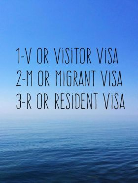 Types of visas in Colombia