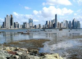 View from Casco Viejo to Panama City Panama – Best Places In The World To Retire – International Living