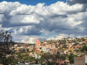 View from San Antonio neighborhood in San Miguel de Allende – Best Places In The World To Retire – International Living