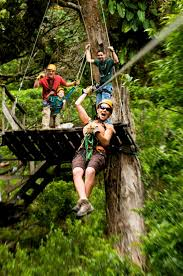 Zip lining in Boquete, Panama, Chiriqui Province – Best Places In The World To Retire – International Living
