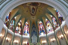 Basilica Don Bosco Interior Dome Republic of Panama – Best Places In The World To Retire – International Living