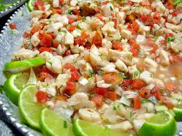 Ceviche being served in the Yucata – Best Places In The World To Retire – International Living