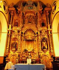 St Joseph's Church Gold Altar Casco Viejo Panama – Best Places In The World To Retire – International Living