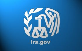 irs logo with blue background – Best Places In The World To Retire – International Living