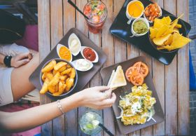 Mexican food at restaurant – Best Places In The World To Retire – International Living