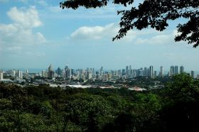 Panama City, Panama, viewed from Parque Metropolitano – Best Places In The World To Retire – International Living