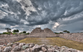 Pyramids in Mexico before a rain – Best Places In The World To Retire – International Living