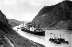 Panama Canal 1915 – Best Places In The World To Retire – International Living