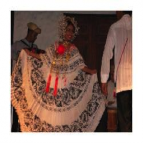 Woman wearing a traditional Panamanian dress-- the Pollera – Best Places In The World To Retire – International Living